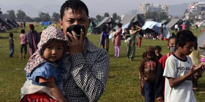 Nepal'de heyelan: 26 ölü