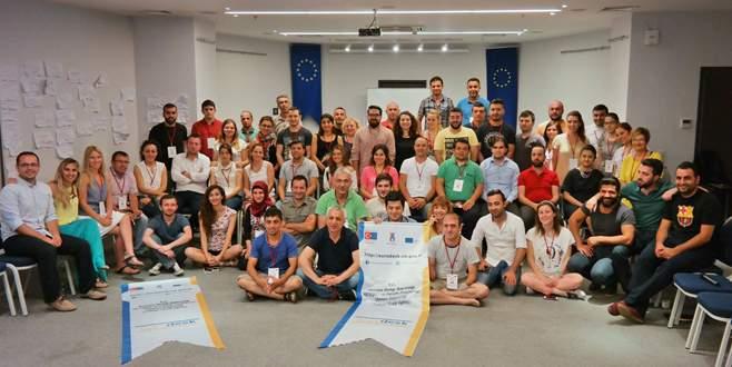 """BKK """"Eurodesk"""" toplantısında"""