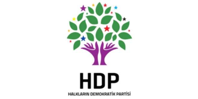 HDP'den sert tepki!