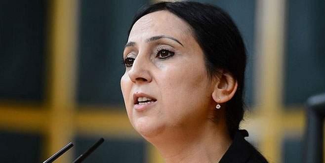HDP'li Yüksekdağ'a soruşturma