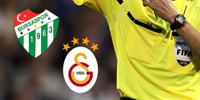 Süper Kupa'nın hakemi belli oldu