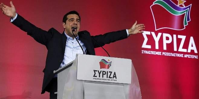 Siriza eylülde olağanüstü kongreye gidecek