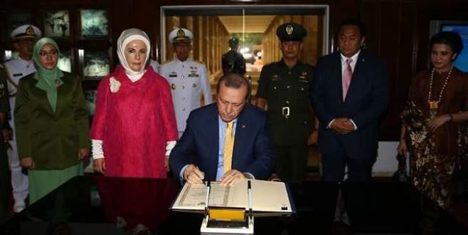 Erdoğan: ASEAN üyesi olmak için hazırız