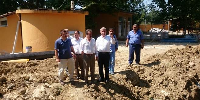 BUSKİ'den Yenişehir'e 60 milyonluk yatırım