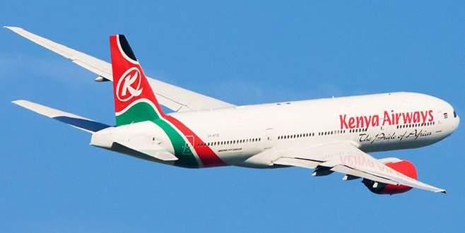 Kenya Havayolları tarihin en büyük zararını açıkladı