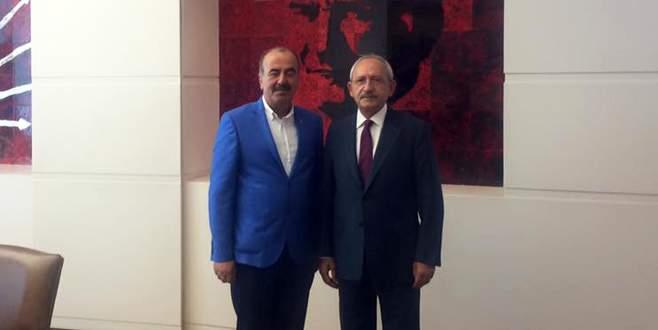 Kılıçdaroğlu'na çalışmaları anlattı