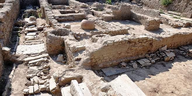 İznik'te 10'uncu yüzyılda yapılan şapel bulundu