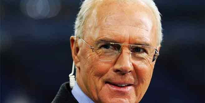 Beckenbauer'in acı günü