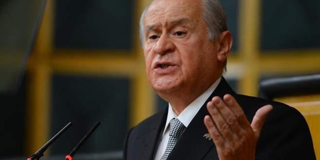 Bahçeli'den AK Parti ve CHP'ye: 'Savsaklamayın'