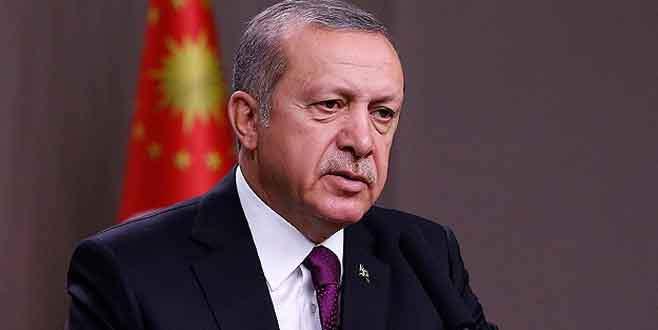 Erdoğan'dan Orgeneral Özel'e telgraf