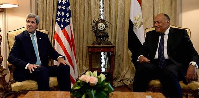 ABD'den Mısır'a askeri destek