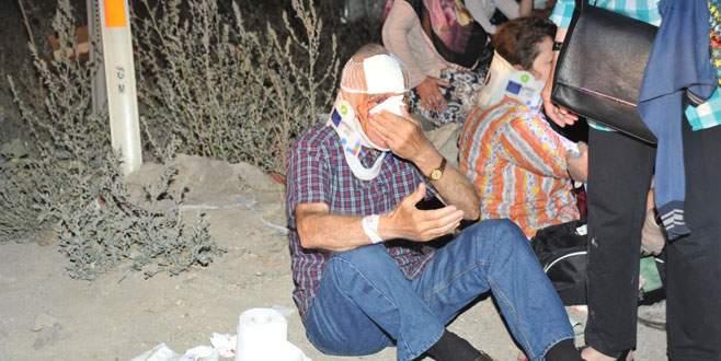 Bursa'da TIR'a arkadan çarpan otobüste can pazarı: 33 yaralı