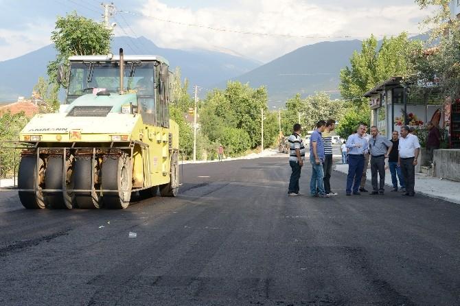 Pamukkale Belediyesi'nden 7 Ayda 19 Milyon TL'lik Yatırım