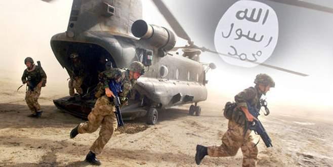 İngiliz komandolar 'IŞİD'ci oldu