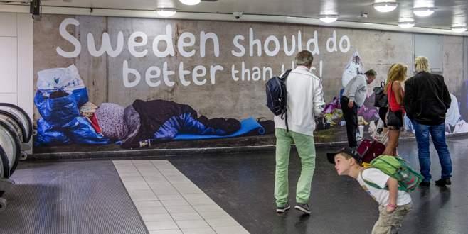 İsveç'i karıştıran reklam