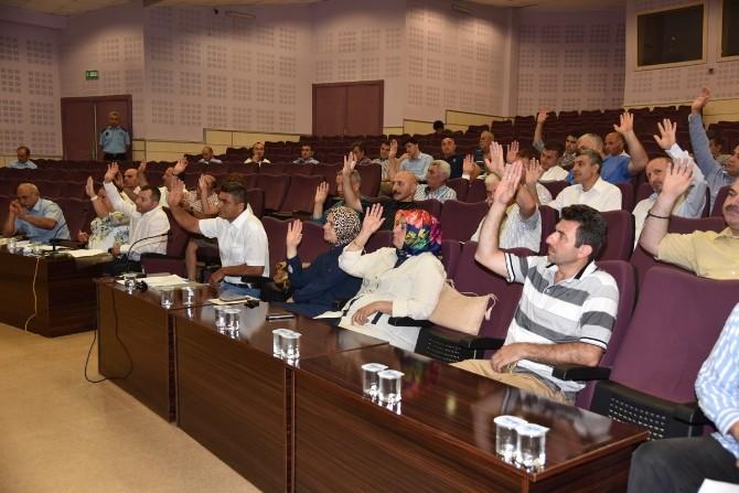 Kartepe Belediyesi Ağustos Ayı Meclisi Toplandı
