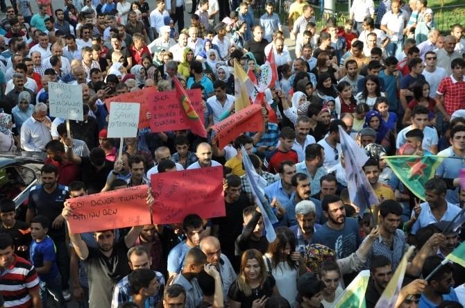 STK'lardan 'Barış Yürüyüşü'