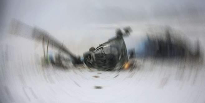 Askeri helikopter düştü: 15 ölü