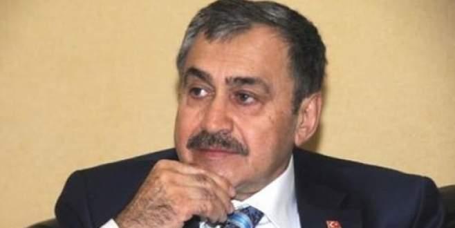 Bakan Veysel Eroğlu'nun acı günü