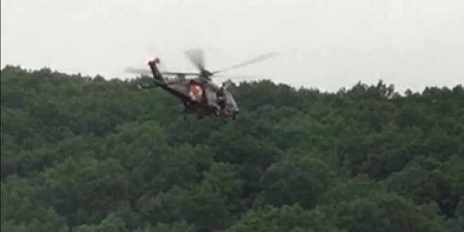 Helikopter ormana çakıldı: 15 ölü