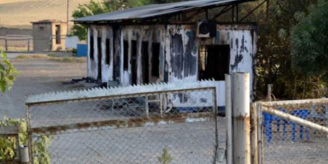 PKK'lılar petrol kuyusuna saldırdı