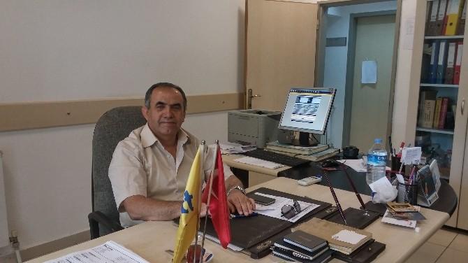 Meşeli, PTT Alaplı Şubesi'ni Ziyaret Etti