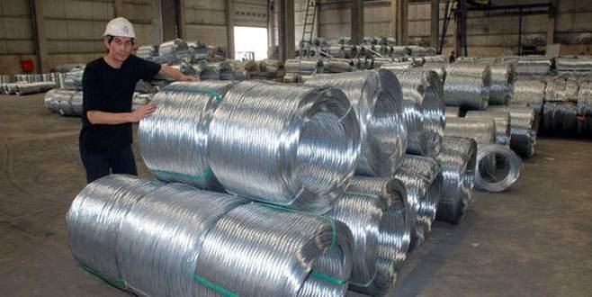 Çelik sektörü yıl sonundan umutsuz