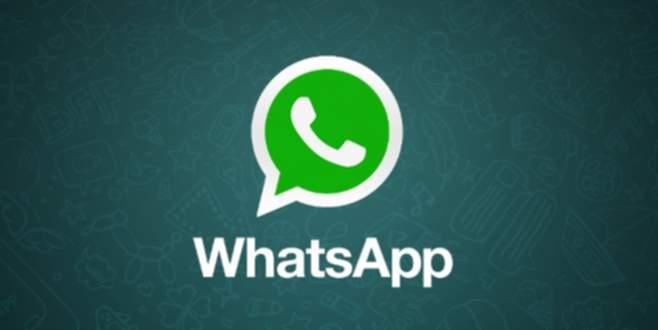 Whatsapp bugünden itibaren…