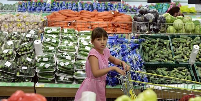 Rusya ambargolu ürünleri imha ediyor
