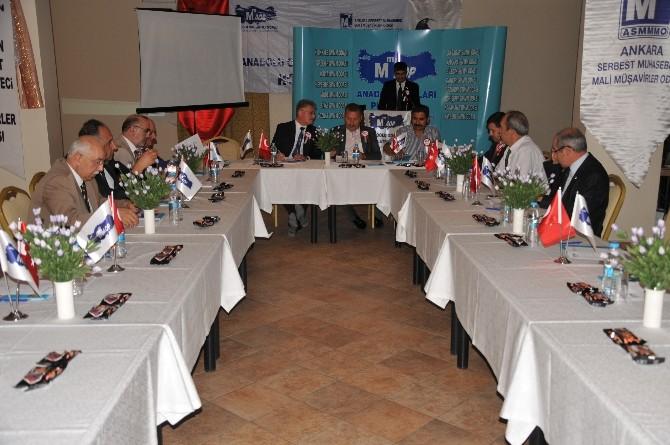 """Karaman'da """"Anadolu Odaları Platformu"""" Toplantısı"""