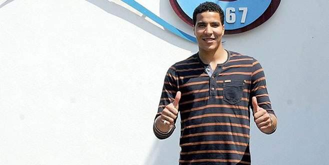 Trabzonspor'un kalesi Alvarado'ya emanet