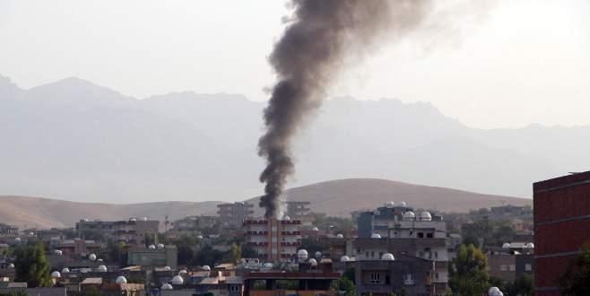 Silopi'de güvenlik güçleri ile PKK'lılar arasında çatışma!