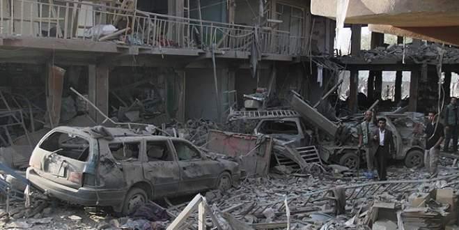 İntihar saldırısı: 400 yaralı