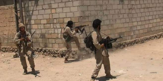 'Türkiye IŞİD'le savaşta cephe hattında'