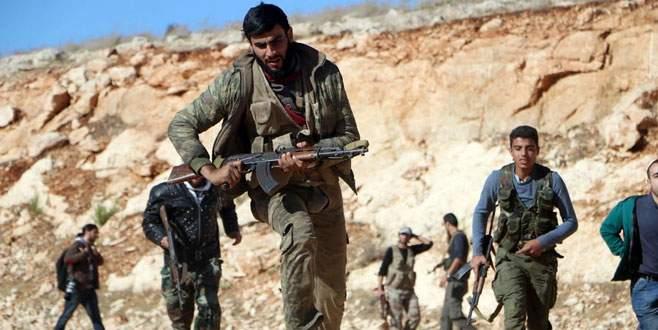 Eğit donatçılar Suriye'de kayboldu