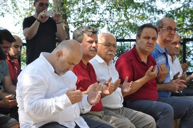 Giresun Kalesi'ndeki Şehitlik Anıtı Ziyarete Açıldı
