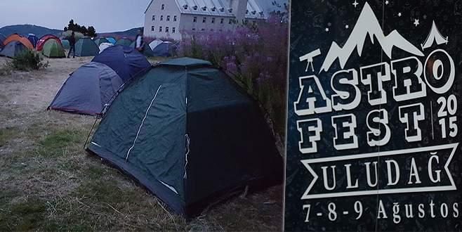 'Astrofest' hava muhalefetine takıldı