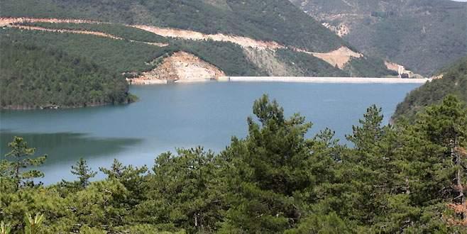 Bursa'nın kaç aylık suyu var?