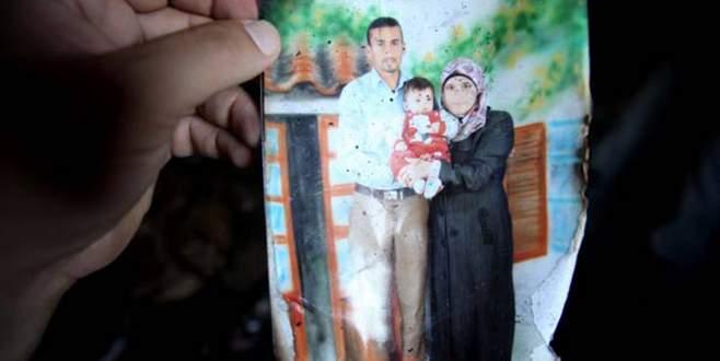 Yakılan bebeğin babası da öldü
