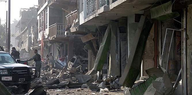 İntihar saldırısı: 22 ölü