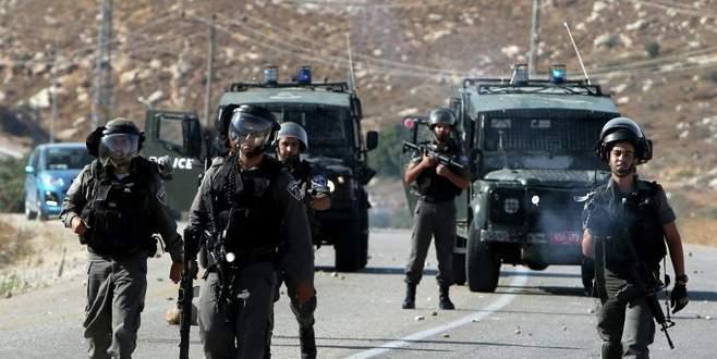 İsrail 9 şüpheliyi gözaltına aldı
