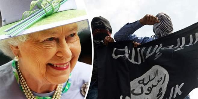 Kraliçe de IŞİD'in hedefinde