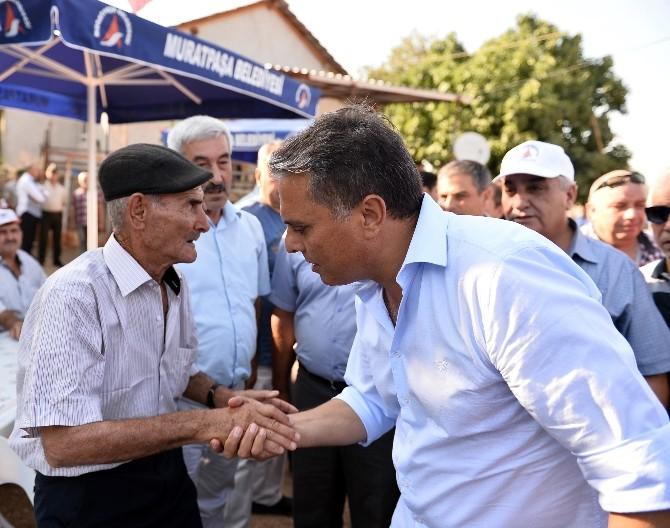 Muratpaşa Belediyesi'nden Şehit Barış İçin Mevlid