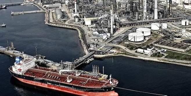 Ham petrol ithalatı zirvede