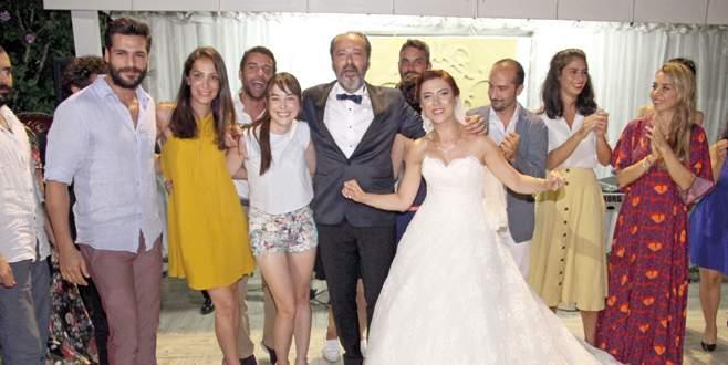 Roma'da nikah Bursa'da düğün