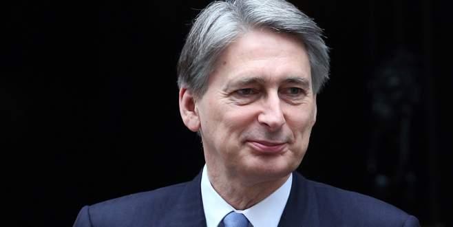 Terörle mücadeleye İngiltere'den destek