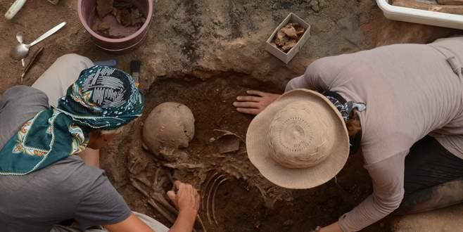 Barcın Höyük'te kazılara devam