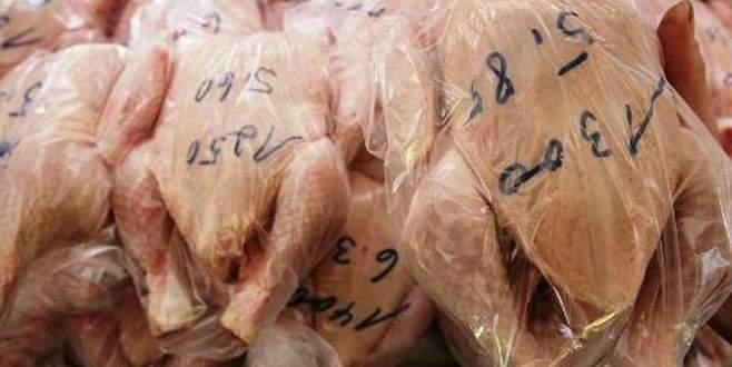 Rusya 72 ton beyaz eti geri yolladı