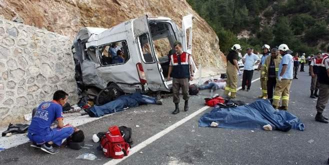 Kazada ölen mülteciler Avrupa'ya gidecekmiş