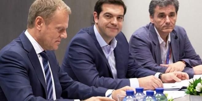 Yunanistan ile kreditörler ayrıntıları görüşüyor